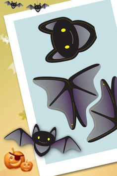 Halloween - Pipistrelli volanti