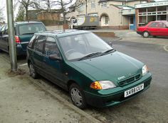 Suzuki Swift 1.3 GLX (2000)