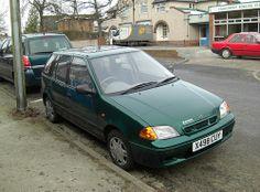 Suzuki Swift 1.3 GLX (2000)