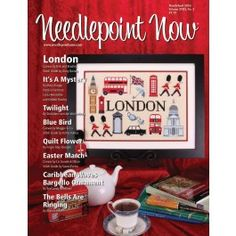 Needlepoint Now magazine (as recommended by needlepoint.com)