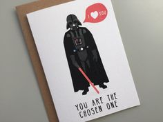 Darth Vader You Are The Chosen One  Star Wars by StudioBoketto