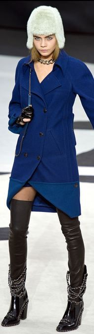 CHANEL F/W 2013-2014 RTW Paris FW | The House of Beccaria