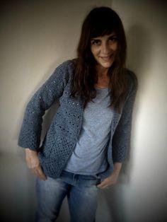 Coachella tuto français gilet crochet