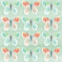 Di Brookes - DBr_Butterfly_Repeat