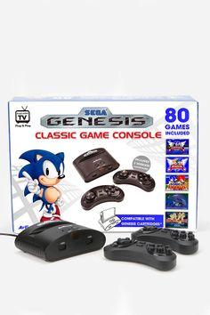 #SEGA Genesis Wireless Game Console #UrbanOutfitters