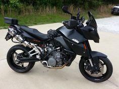 KTM 990 SMT fully black