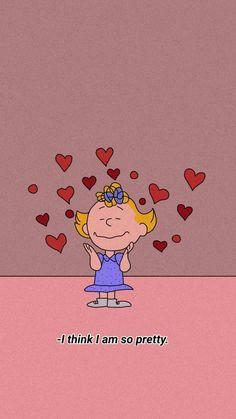 Snoopy Wallpaper, Mood Wallpaper, Cute Wallpaper Backgrounds, Tumblr Wallpaper, Pink Wallpaper, Aesthetic Iphone Wallpaper, Cartoon Wallpaper, Wallpaper Quotes, Cute Wallpapers