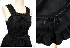 [Used] BABY, theSTARSSHINEBRIGHT / Ruched Princess jumper skirt Baby the Stars Shine Bright A60694_1308