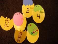 What a fun way to practice addition (or subtraction or any math facts!)!