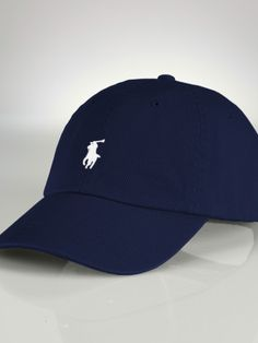 bb22d647 Chino Baseball Cap - Create Your Own Hats & Scarves - RalphLauren.com As