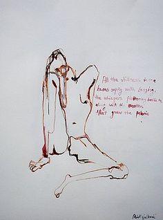 """Longing"" painting by Mia Mijalkovic"