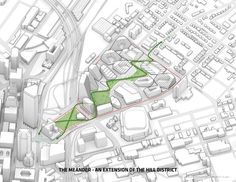 Gallery - BIG, West 8 + Atelier Ten Unveil Masterplan for Pittsburgh's Lower Hill District - 8