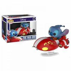 Rides: Lilo & Stitch The Red One Coming Soon Funko have announced a Pop! Rides: Lilo & Stitch – The Red One is coming to BoxLunch this month. This BoxLunch exclusive will help donate meals [. Funko Figures, Vinyl Figures, Action Figures, Pokemon Fusion, Best Funko Pop, Pop Disney, Disney Cars, Lilo Y Stitch, Disney Stitch