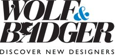 wolf&badger