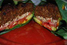 Chipotle Lentil Burgers (oil-free, vegan)