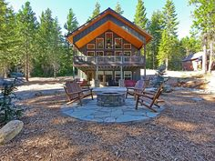 The perfect dog-friendly vacation rental in Ronald, Washington! Sit around the campfire or explore the grounds all weekend.