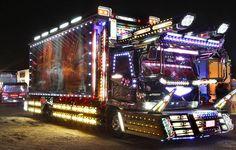 The Japanese light trucks = DEKOTORA