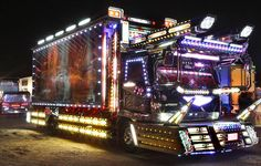 The Japanese light trucks = DEKOTORA