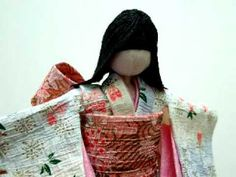 HOW TO MAKE A WASHI DOLL