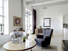 amazingapartmenthouse: Royal Gray - Scandinavian Interiors