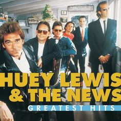 """Huey Lewis & the News Greatest Hits by Huey Lewis & The News [Downloadable Music]... Features numerous 80s hits, including """"Do You Believe in Love,"""" """"The Heart of Rockin' Roll,"""" """"Heart and Soul,"""" """"I Want a New Drug,"""" """"If This Is It,"""" """"The Power of Love"""" (from Back to the Future), and """"Hip to Be Square."""""""