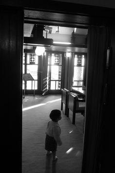 YODOKO GUEST HOUSE(Frank Lloyd Wright)