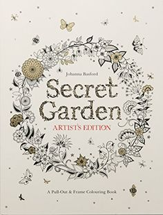Secret Garden Artist's Edition: A Pull-Out and Frame Colouring Book by Johanna Basford http://www.amazon.com/dp/1780677308/ref=cm_sw_r_pi_dp_D3exwb0M15QHE