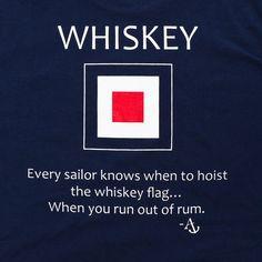sailing though...