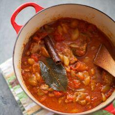 Lamb Stifado Recipe - Kate Winslow | Food & Wine