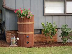 The screen should prevent accumulation of debris in your barrel and will protect against mosquito larvae. If mosquitoes become an issue, add a couple of tablespoons of vegetable oil to the water to prevent larvae from forming. Keep screens free of leaves and debris and leave the drainage hose adapter open in winter months to avoid ice damage.