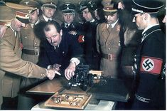 Hitler and Ferdinand Porsche (1)   GLORY. The largest archive of german WWII images   Flickr