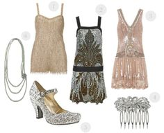 Back To The 20s: Great Gatsby-Inspired Looks