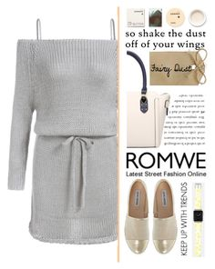 """""""Romwe 7."""" by selmagorath ❤ liked on Polyvore featuring Korres, Steve Madden, Casetify, Erdem and romwe"""