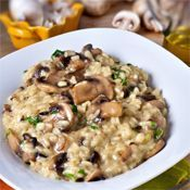 Long life to the Risotto. Risotto Recipes, Rice Recipes, Vegetarian Recipes, Great Recipes, Dinner Recipes, Favorite Recipes, Healthy Recipes, Couscous, Healthy Cooking