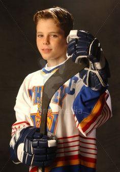Tyler Seguin in youth hockey.