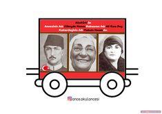 Atatürk Treni Atatürk Haftası Grafiği Classroom Activities, Preschool, Ads, Education, Photo And Video, Instagram, Videos, Photos, Train