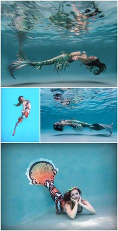 merbella underwater portrait photography