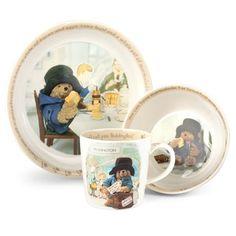 Spode - Paddington Bear Nursery Breakfast Set 3pce