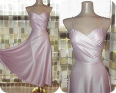 Vintage 70s Sexy Pink Dirty Dancing Full Sweep by IntrigueU4Ever