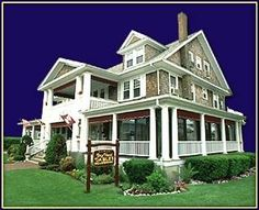 Bay Head New Jersey Historic Bed Breakfast Inn And