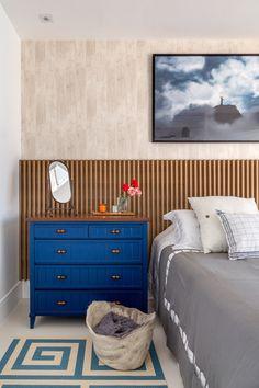 Casa de praia com decoração moderna e toques claros | CASA CLAUDIA