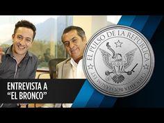 """Opinión Inercial: Entrevista a Jaime Rodriguez Calderon """"El Bronco"""", Gobernador del Estado de Nuevo Leon, electo por la Vía Independiente!... #Comparte el #Video!!..."""