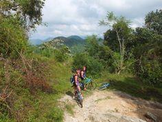 Do you love mountain biking? Try doing it in Colombia!