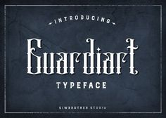 Guardiart  by Qiwbrother Studio on @creativemarket