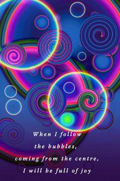 Regenboogbollen van Jacqueline Lodder