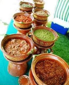 Salsas - I have no will power when it comes to Salsa, especially spicy salsa!