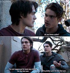 Teen Wolf Fan Art, Teen Wolf Ships, Teen Wolf Mtv, Teen Wolf Funny, Teen Wolf Boys, Teen Wolf Dylan, Teen Wolf Quotes, Teen Wolf Memes, Teen Wolf Imagines