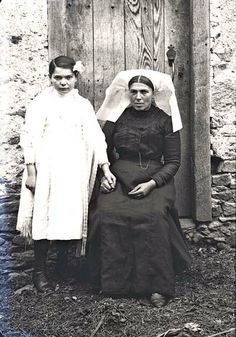 Épinglé par BFM Limousin Patrimoine sur Femmes 19001920