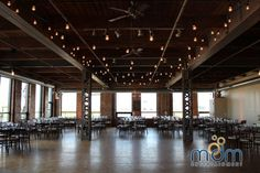Reception Room at Kitchen Chicago and City View Lofts Wedding Chicago Wedding Venues, Affordable Wedding Invitations, Inexpensive Wedding Venues, Loft Wedding, Chapel Wedding, Luxury Wedding, Wedding Reception, Dream Wedding, Wedding Party Songs