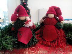 Joulu, joulu tullut on ja kattilat täynnä puuroo!